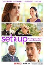 Set It Up movie poster