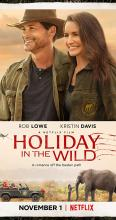 Holiday in the Wild movie poster
